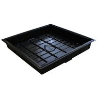 Botanicare Inside Dimension Trays - 3 x 3ft | Black | Made in USA