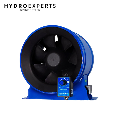 "Phresh Hyperfan EC Fan v2 w/ Controller - 250MM (10"") 